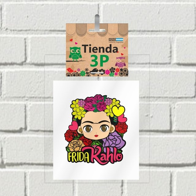 Sticker Frida