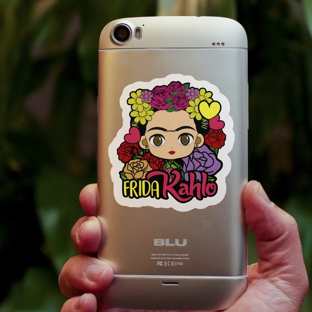 Sticker Frida - comprar online
