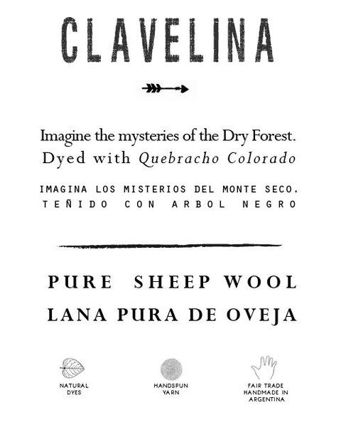 CLAVELINA THROW