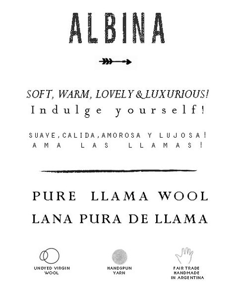 ALBINA THROW