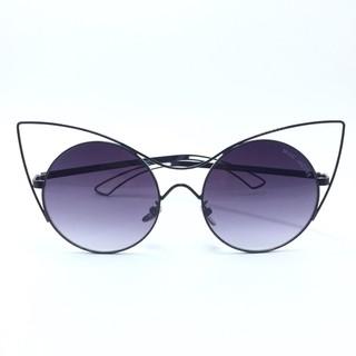 5126958b9263e Óculos de sol Marc Jacobs redondo gatinho