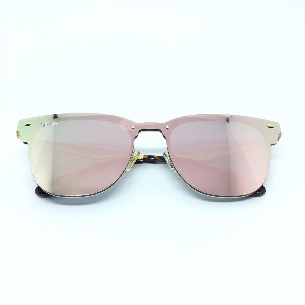 Oculos Ray Ban Blaze Clubmaster   David Simchi-Levi e20f0d339e