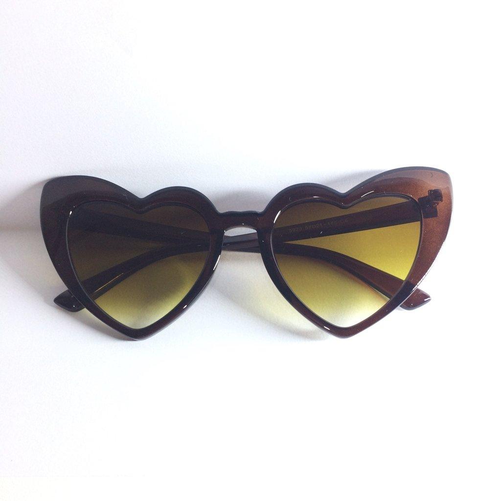 d8f8869a75efb ... Óculos de Sol Coração Gatinho - LOVE MONEY - Óculos de Sol e Relógios  ...