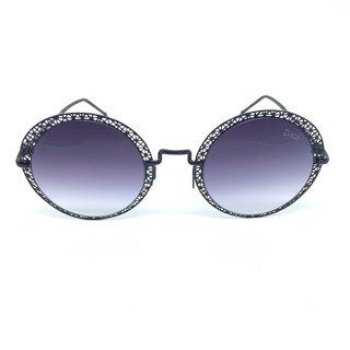 7407cf0a5 ... Óculos de Sol Dior round Renda ...