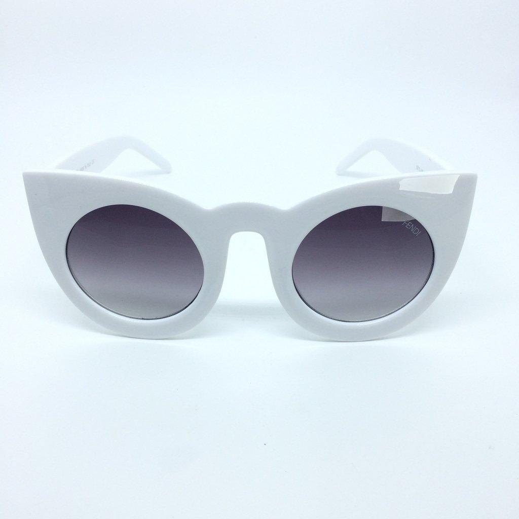 e3682bb3cdf2f ... Imagem do Óculos de Sol Fendi Lolly Gatinho ...