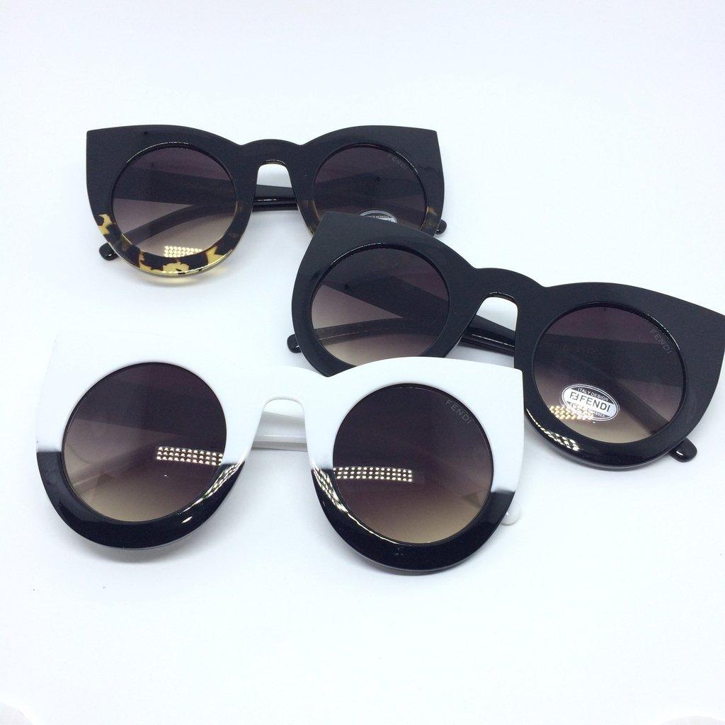 ... Óculos de Sol Fendi Lolly Gatinho - comprar online ... cb788c08d7
