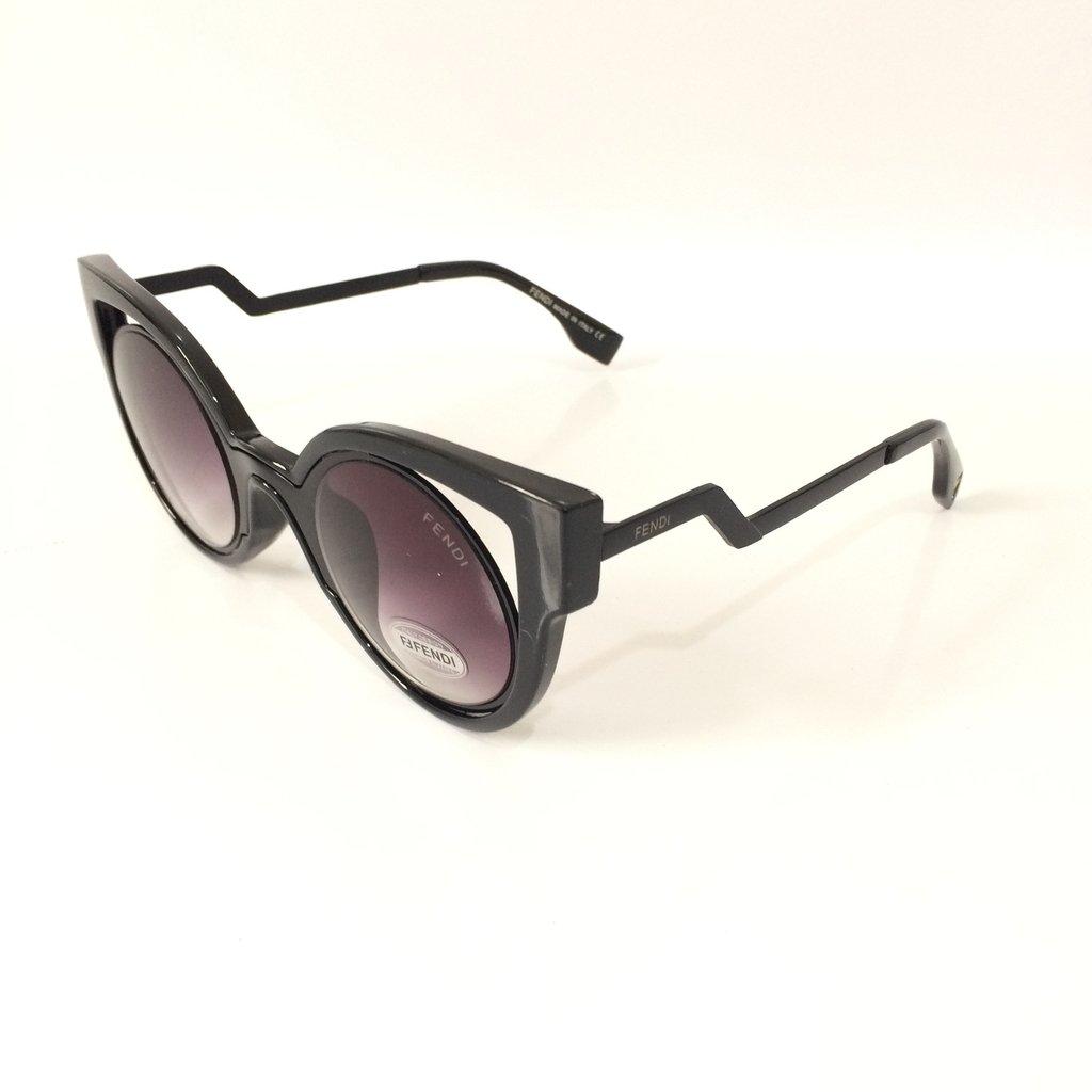 f2508c2c2376c Óculos de Sol Fendi Paradeyes Degradê