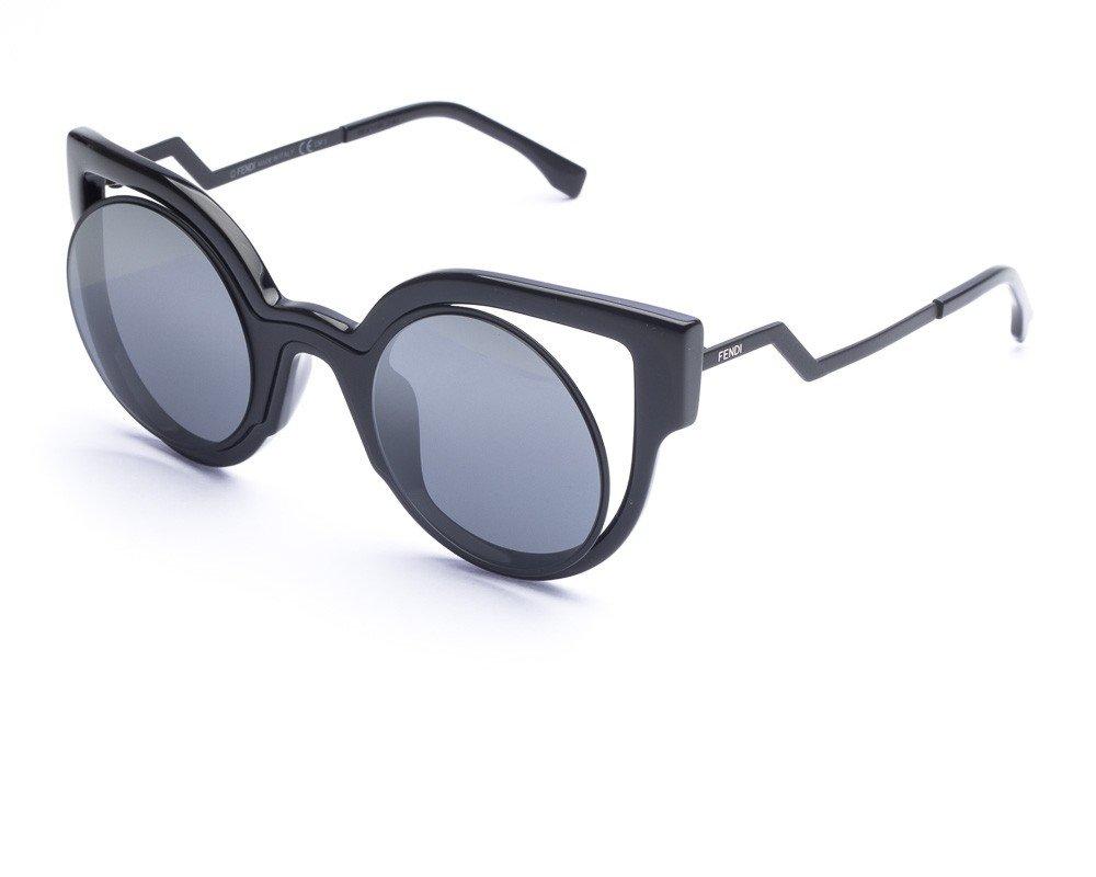 647718ce817c2 Óculos de Sol Fendi Paradeyes Degradê