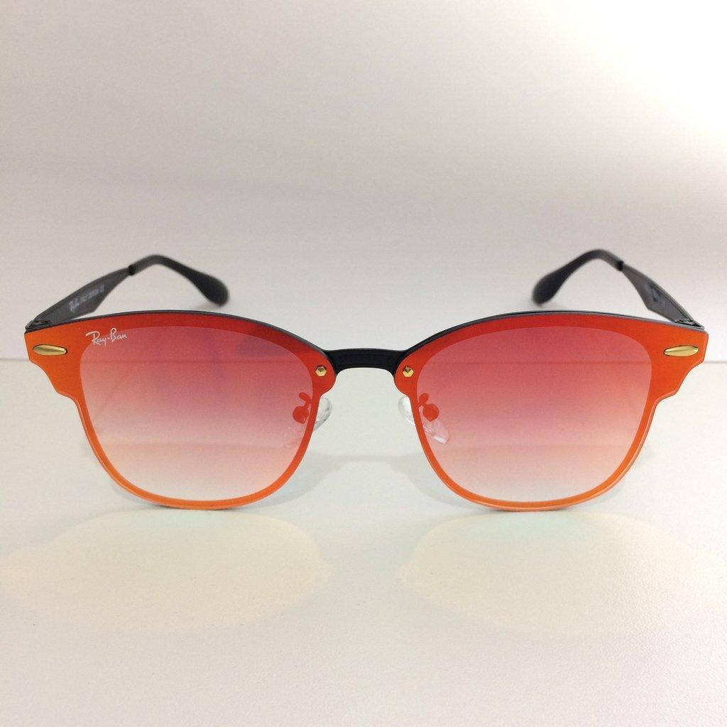 Oculos Ray Ban Clubmaster Vermelho   Louisiana Bucket Brigade 5f171fcc90