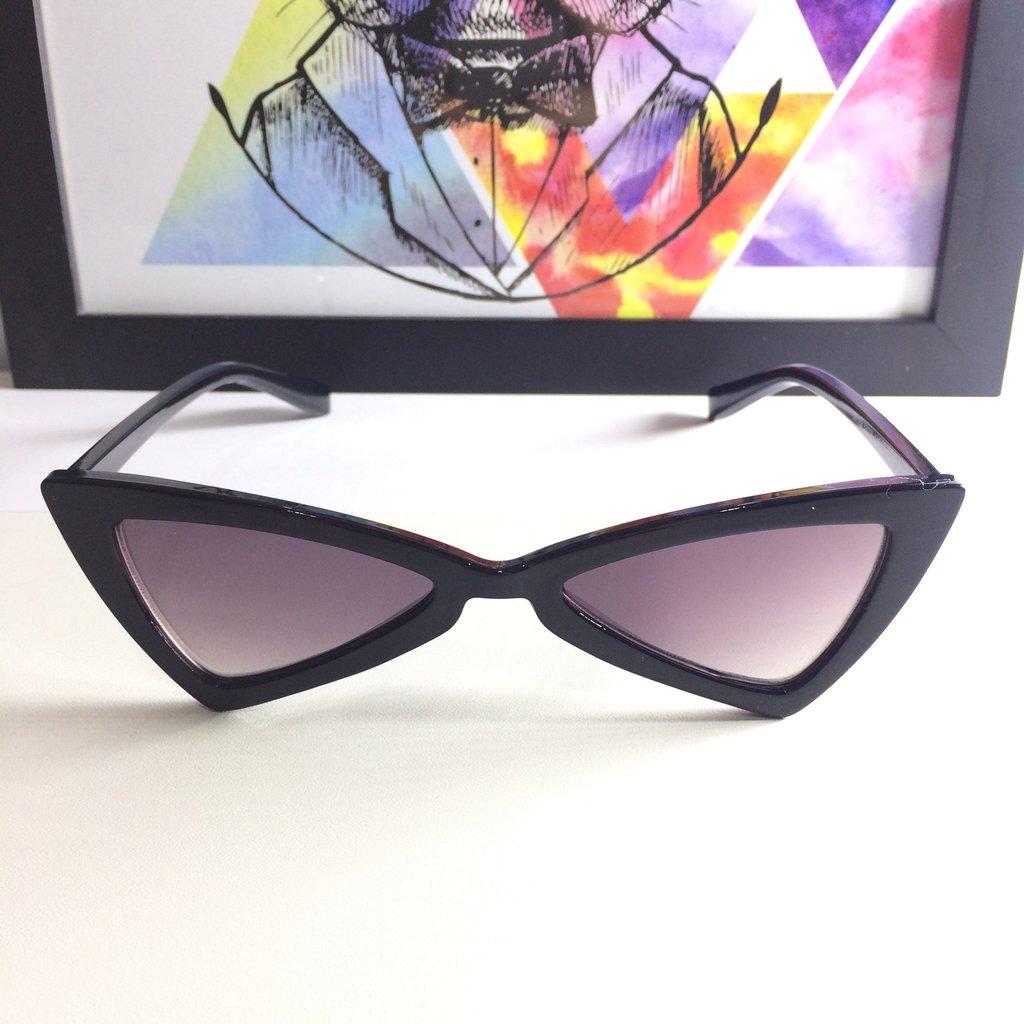 d4db8141a ... Óculos de Sol Retrô Gatinho Lolita - loja online ...
