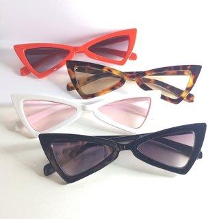9c31f28b10b79 Óculos de Sol Retrô Gatinho Lolita - loja online ...