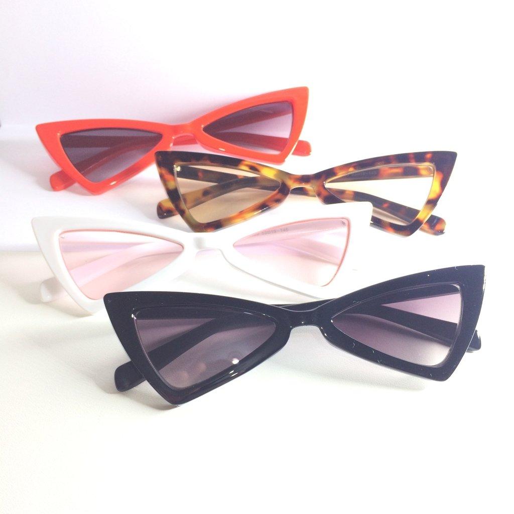 e728063b5 Óculos de Sol Retrô Gatinho Lolita Óculos de Sol Retrô Gatinho Lolita -  comprar online ...