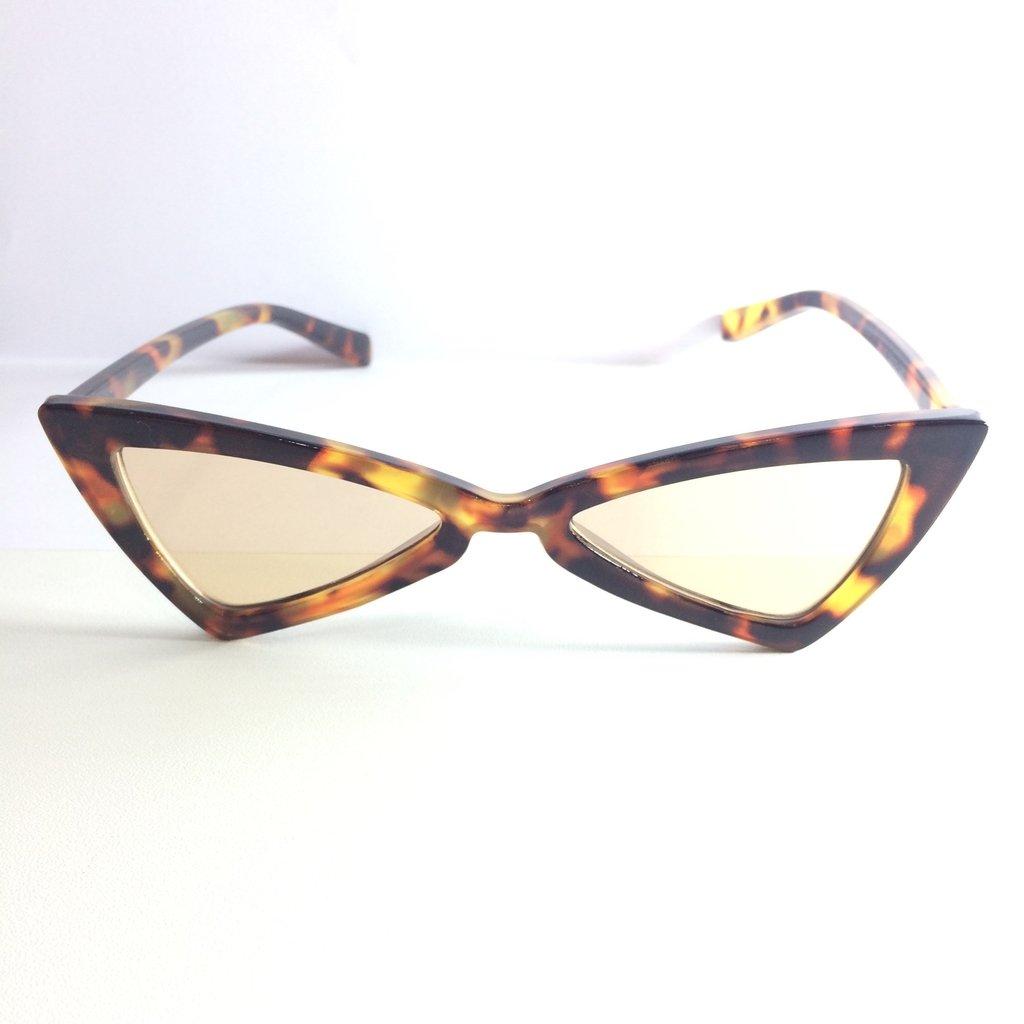 dfd63b161172f Imagem do Óculos de Sol Retrô Gatinho Lolita