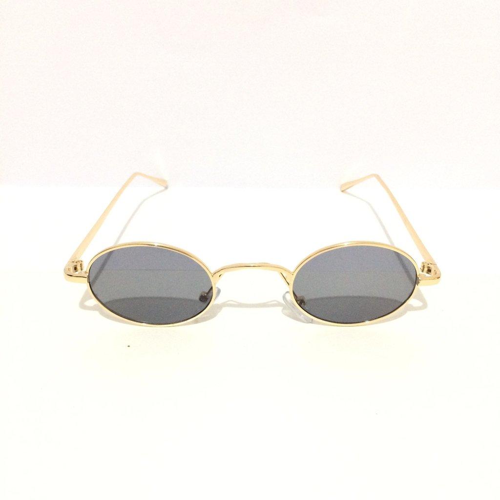6b754b1ab7495 ... Óculos de Sol Retrô Redondo Mini - comprar online