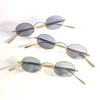1a772d1b0f455 Óculos de Sol Retrô Redondo Mini