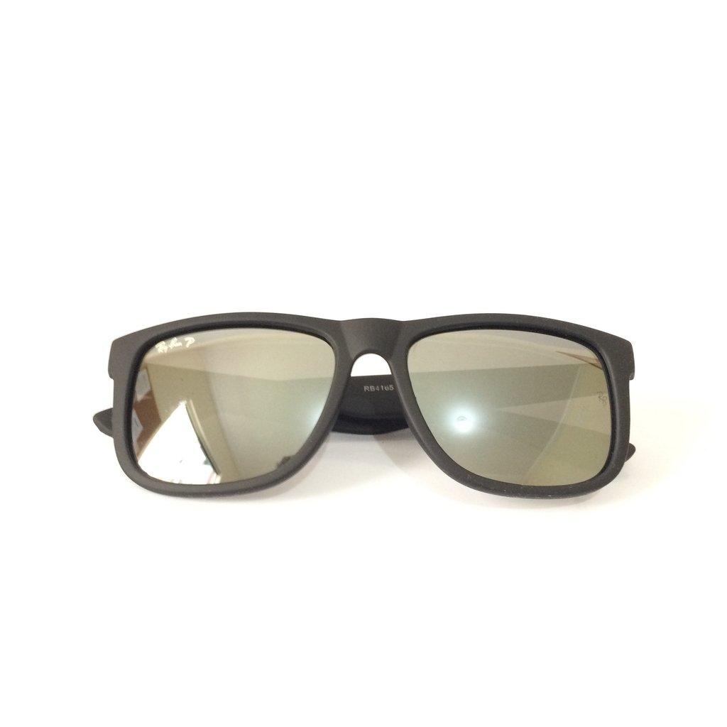 ... comprar online Óculos Ray-Ban Justin RB4165 55 - Preto Fosco na internet 7b07d86f11