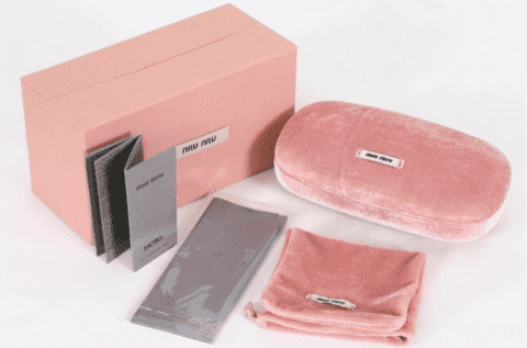 Kit Original Miu Miu