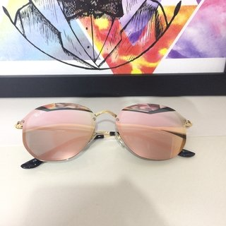 Ray-Ban Blaze Hexagonal on internet