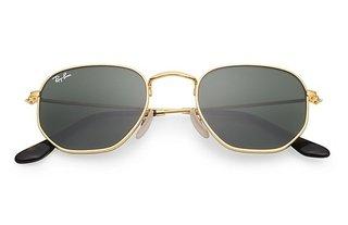 38b1d9e8b ... Óculos de Sol Ray Ban HEXAGONAL - Várias cores ...