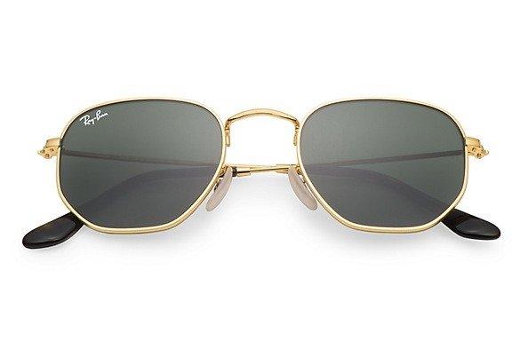 40f6f5ac6d4b0 Óculos de Sol Ray Ban HEXAGONAL - Várias cores