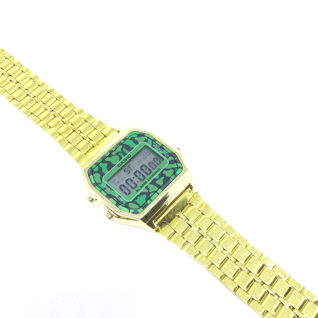 75b6d6aef12 Relógio Casio Retro 2º LINHA