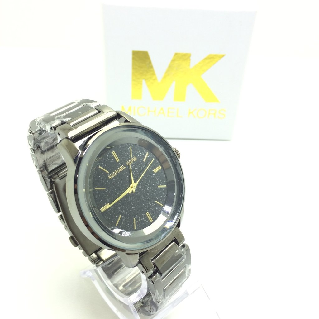 a47bc3e1c16 Relógio Michael Kors MK Rublack Feminino