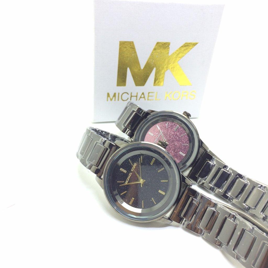 c0b3726a52f ... comprar online Relógio Michael Kors MK Rublack na internet ...