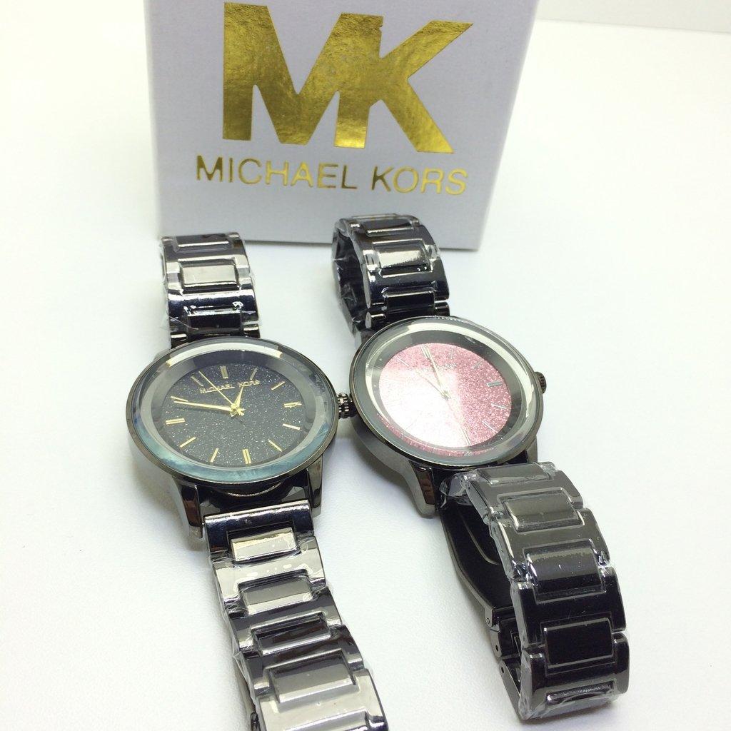 dadd89cf742 ... Relógio Michael Kors MK Rublack - loja online ...