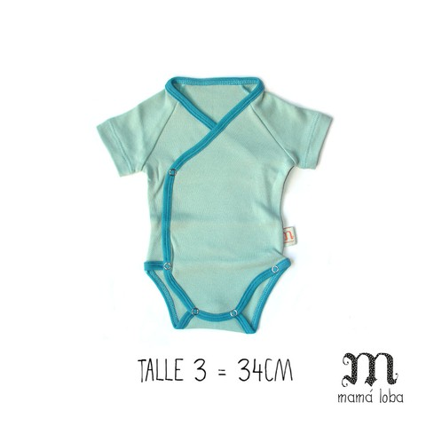 Body Chino Talle 3 (34 cm)