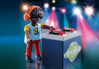PLAYMOBIL PLUS DJ