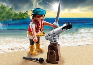 PLAYMOBIL SPECIAL PLUS PIRATA