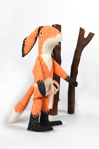 Bunny Fox (Severina Kids)
