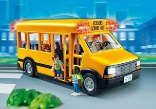 PLAYMOBIL BUS ESCOLAR