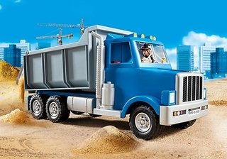 PLAYMOBIL CITY ACTION CAMION VOLCADOR