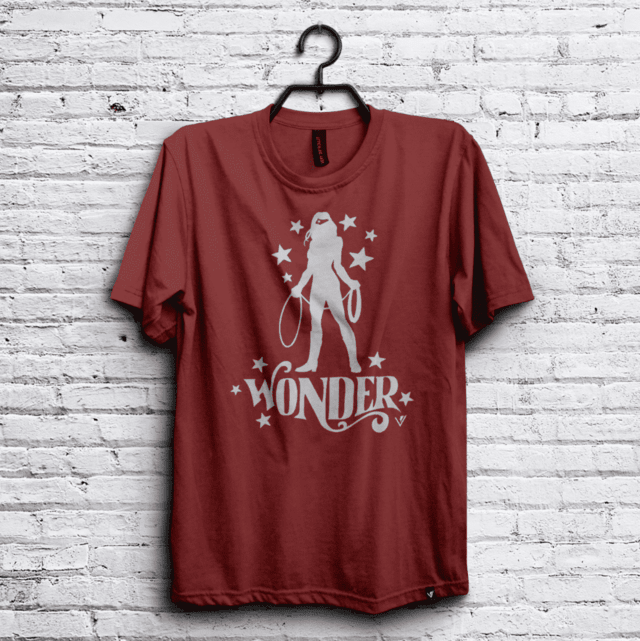 Remera Wonder #VRYDFFCLT - Very Difficult