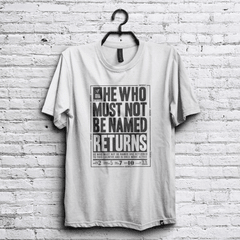 Remera Returns #VRYDFFCLT en internet