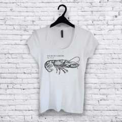 Remera entallada Lobster #VRYDFFCLT