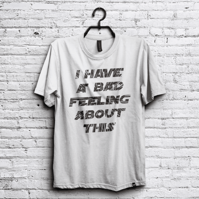 Remera Bad Feeling #VRYDFFCLT