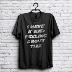 Remera Bad Feeling #VRYDFFCLT - Very Difficult