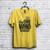 Remera The One #VRYDFFCLT