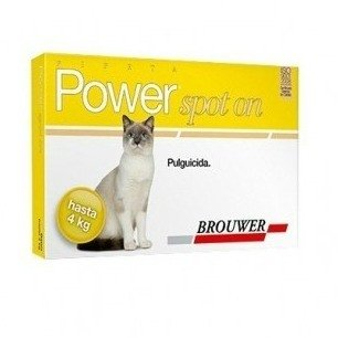 Pipeta Power para gato hasta 4 kg - comprar online