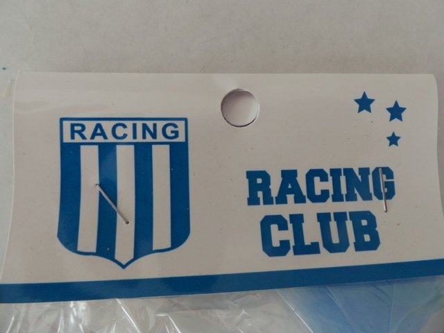PELOTA PELUCHE RACING CLUB en internet