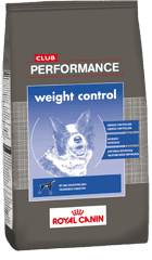 ROYAL CANIN PERFORMANCE WEIGHT CONTROL (LIGHT) - comprar online