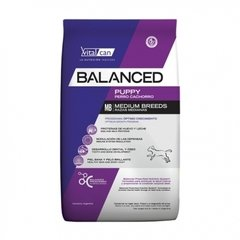VITALCAN BALANCED PUPPY MEDIUM BREED - comprar online