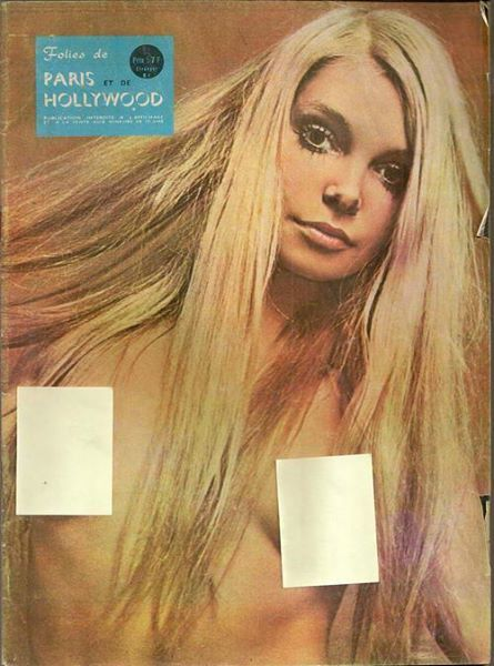 Revista Erotica Folies de Paris et de Hollywood