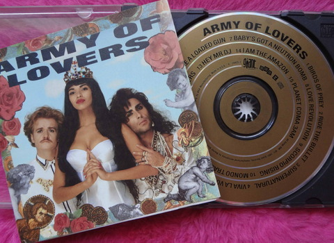 Army of Lovers - CD 1991