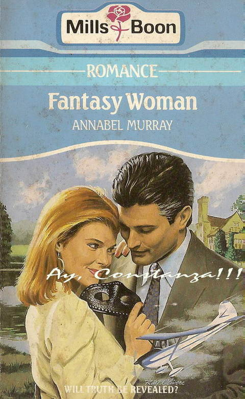 Fantasy Woman  by Annabel Murray