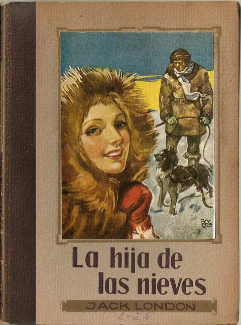 La hija de las nieves de Jack London