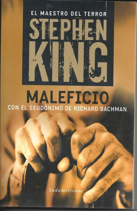 Maleficio de Stephen King