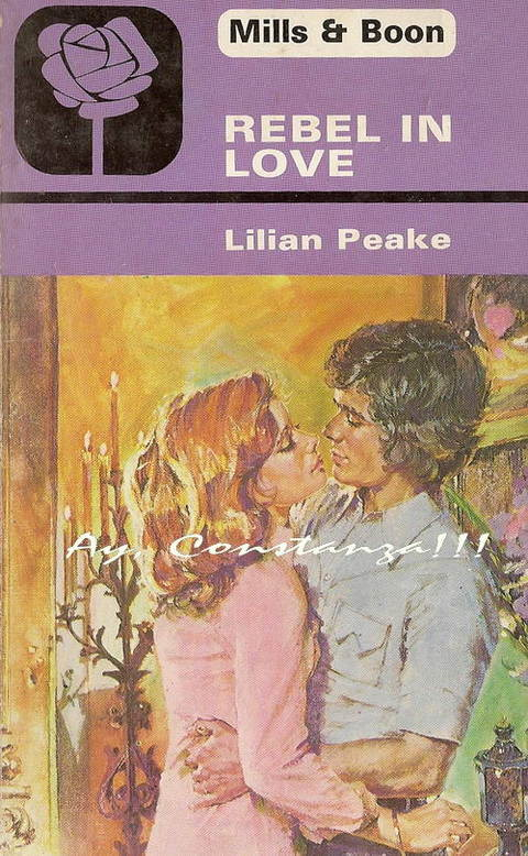 Rebel in Love by Lilian Peake
